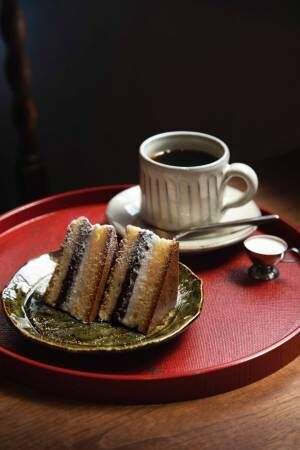 週末喫茶部、国分寺「胡桃堂喫茶店」へ。季節の扉をひらく秋のお茶会【EDITOR'S BLOG】