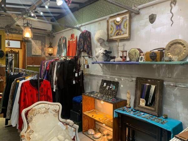 TOGAの古着屋「TOGA XTC HARAJUKU」でガレージセールが今週末開催