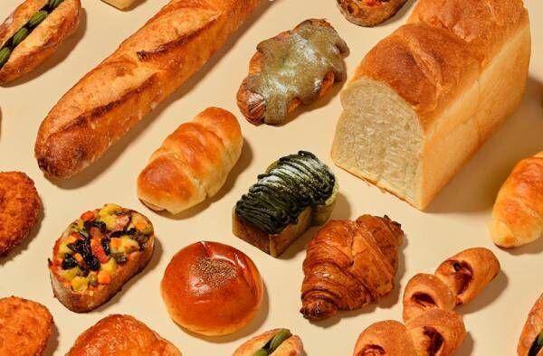 京都伊勢丹で個性派オープンサンドやトレンドの食パンが勢ぞろいするパンフェス開催