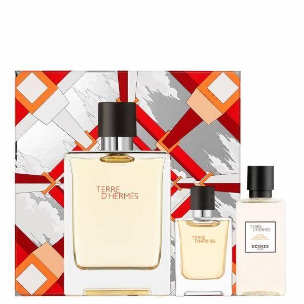 エルメスからクリスマスシーズンだけの香水ギフトセットが登場