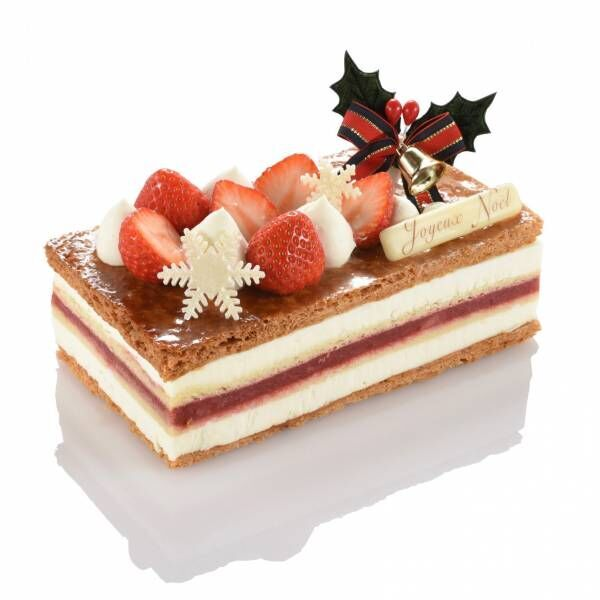 25周年を迎えたフレデリック・カッセルのクリスマス【クリスマスケーキ2019】