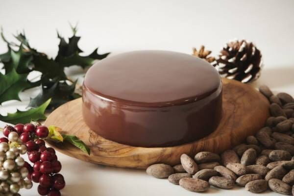 ダンデライオン・チョコレートのクリスマス、チョコレートケーキや人気のアドベントカレンダーが登場