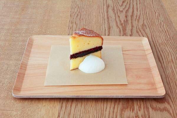期間限定、あんペーストのバースデーケーキ「ビクトリ・あん・ケーキ」【今日のスイーツ vol.48】