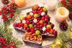 キル フェ ボンがクリスマスケーキの予約受付を開始! 今年はフルーツたっぷりな2種のタルトがラインアップ
