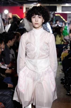 【ルック】ミキオサカベ2020春夏コレクション