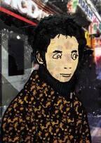 現代アーティスト・ナマイザワクリスの個展が伊勢丹メンズで開催、過去のファッション誌を素材に