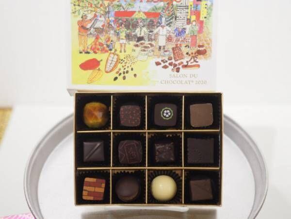 """【サロショ速報】チョコレートの祭典「サロン・デュ・ショコラ 2020」、""""出会い""""をテーマに112ブランドが集結"""