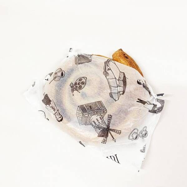 """""""リチュエル ブルー""""が目印! フランスの伝統的な技術によって作られるデニッシュや生食パン【今週のパン:Vol.17】"""