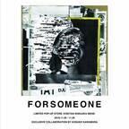 FORSOMEONEが伊勢丹メンズでポップアップ、大胆なグラフィックの限定ウエアを発売