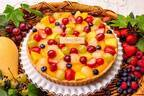 キル フェ ボン、色とりどりのフルーツがキラキラと輝くクリスマス限定タルトを発売!