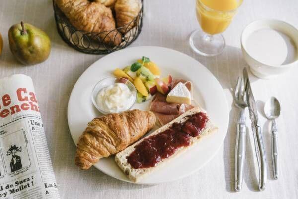 世界の朝食レストラン、12月と1月はフランス特集! パリジェンヌ気分でフランスの朝ごはんを楽しもう
