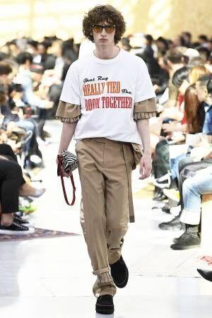 【ルック】サカイ2020春夏メンズ&プレスプリングウィメンズコレクション