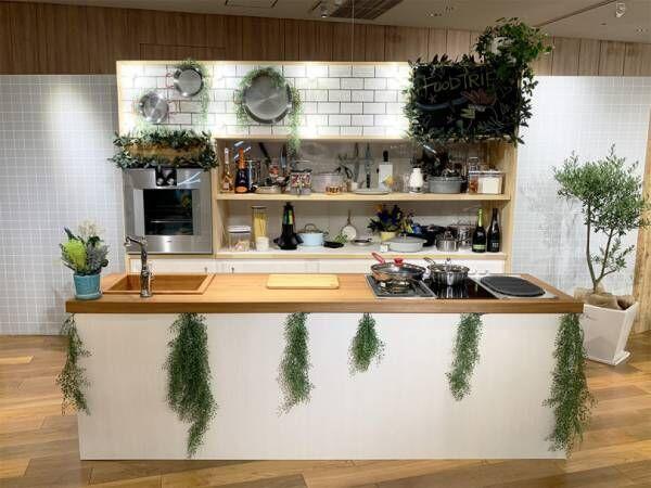 銀座三越で「速水もこみち 料理の世界展」開催! キッチンアイテムの販売や、速水もこみち監修のメニューも提供