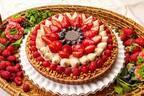 キル フェ ボンに、ムース×苺を組み合わせた3種の新作苺タルトが仲間入り!