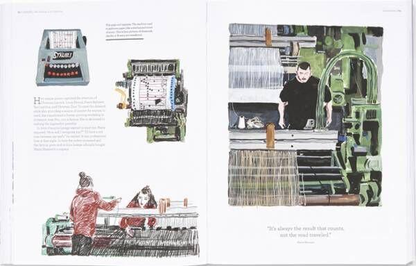 シャネルの裏側をジャン=フィリップ・デロームのイラストで見る【ShelfオススメBOOK】