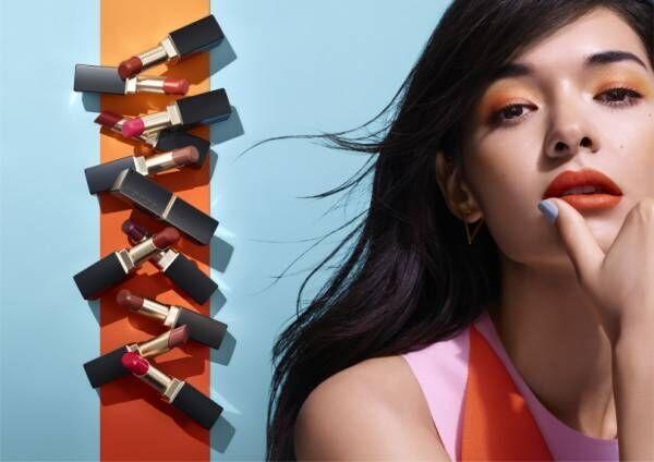 SUQQU、「折り紙」をテーマにした春の新作カラーコレクション! 初のマットリップが登場