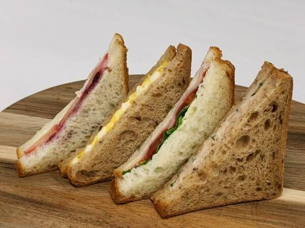 美味しいサンドイッチを追求し続ける専門店。イッツサンドイッチマジックの絶品サンド【今週のパン:Vol.24】