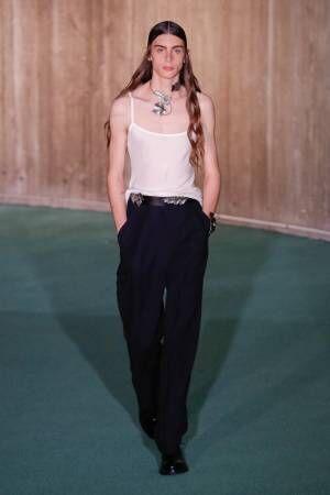 【ルック】アン ドゥムルメステール2020-21秋冬メンズコレクション
