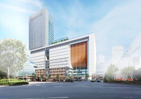 ニュウマン横浜がJR横浜駅西口に5月開業! ファッションやコスメ、飲食店など116店舗が出店