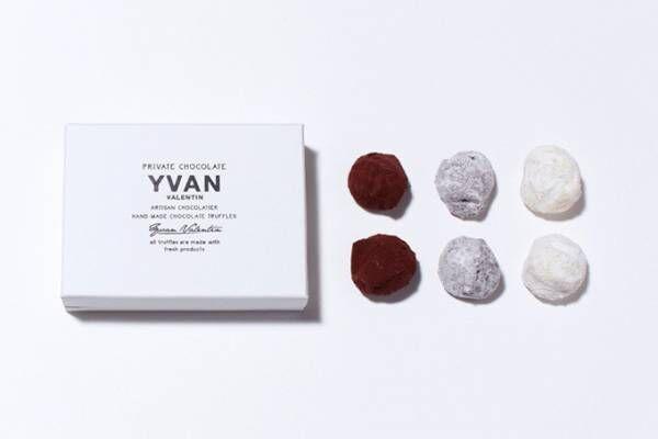もう食べた? 幻のチョコレート「イヴァン・ヴァレンティン」が単独ポップアップ。完売必至の贅沢トリュフ