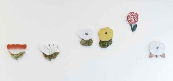 マリメッコのテキスタイルデザイナーも務めた石本藤雄の作品展「BLOOMING」がスパイラルで開催