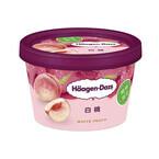 ハーゲンダッツから、ミニカップ「白桃」が期間限定発売。甘く芳醇な白桃とコク深いミルクの味わい