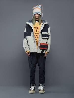 【ルック】スタジオ セブン2020秋冬コレクション