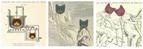 かわいい猫の石鹸をハンドメイド。9.kyuu(キュウ)から夏の肌トラブルにも優しい3種のネコキットを新発売