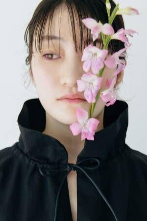 【ルック】ritsuko karita《plain》2020秋冬コレクション