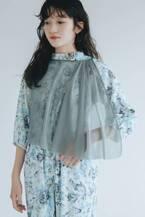 【ルック】ritsuko karita《rich》2020秋冬コレクション