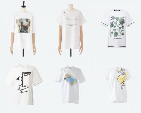 """2020年夏、一枚で着てもサマになる""""白Tシャツ""""が欲しい!《PART.2》【EDITOR'S PICK】"""