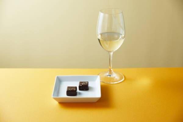 4種類のチーズにナッツやスパイスを加えたボンボンショコラ。JEAN-PAUL HEVIN「ショコラ アペリティフ オ フロマージュ」発売