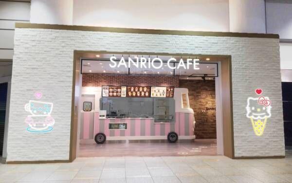 サンリオのカワイイを堪能! 「SANRIO CAFE 池袋店」が池袋サンシャインシティにオープン