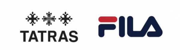 トリコロールカラーのビッグロゴ。TATRASが人気スポーツブランドFILAとのコラボアイテムを発売
