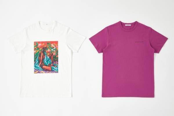 SLY(スライ)が 画家・小澤雅志氏とコラボ。Tシャツやトートバッグなどを発売