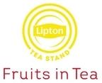 Fruits in Teaで「HAPPY」に! リプトンのティースタンドが期間限定で登場