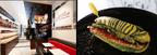 ロブション虎ノ門ヒルズ店は、初のモバイルオーダーも導入した新スタイルの「カフェ&ブティック」を提案