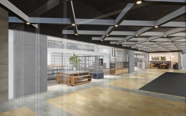 DEAN & DELUCAが横浜駅に初のエスプレッソバー併設マーケットをオープン