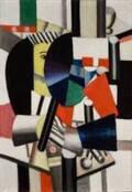 ポーラ美術館で、キュビスムの巨匠 フェルナン・レジェの新収蔵作品を初公開