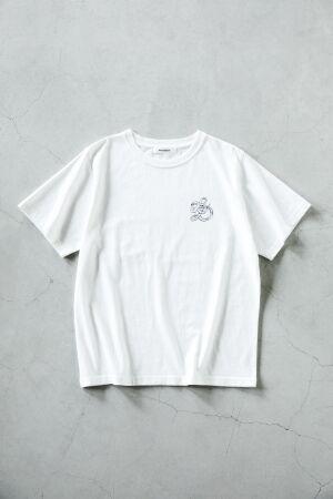 ルー・ドワイヨン×マウジーのコラボが実現! 描き下ろしイラストを起用したTシャツ4型が登場