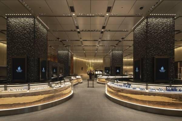 セイコーウオッチは国内髄一の品ぞろえ。銀座和光1階に「和光ウオッチスクエア」がオープン