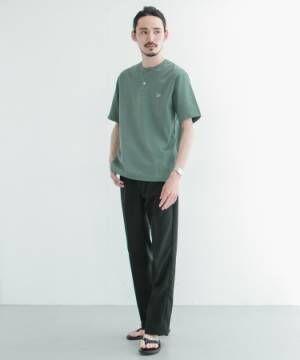 アーバンリサーチとSCYE BASICSが今年もコラボ。 2020夏は一から構築したヘンリーネックTシャツをリリース