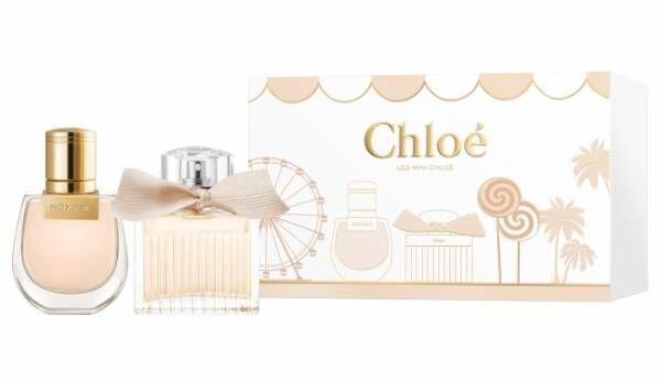 ひと目惚れするほど愛らしいミニサイズのフレグランス。Chloéから「レ ミニ クロエ」が数量限定発売