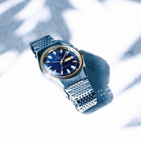 人気沸騰中のTIMEX Qから、腕時計のセレクトショップ「TiCTAC」限定販売のモデルが登場