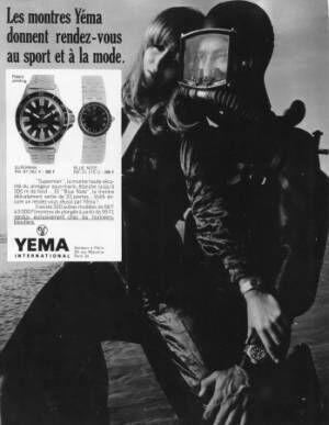 フランス腕時計ブランドYEMA(イエマ)から世界限定1000本のリミテッドエディションを復刻販売