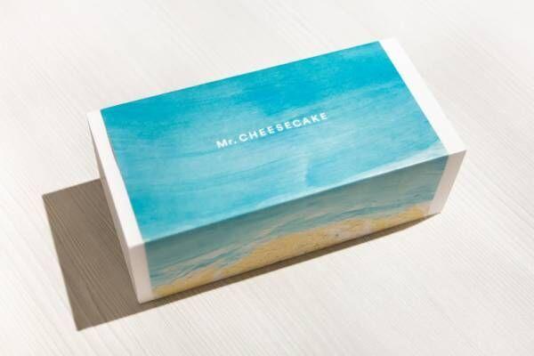 Mr. CHEESECAKE、夏限定フレーバーを2日間限定で発売。柑橘×ミントの爽やかなサマーチーズケーキ【実食レポート】
