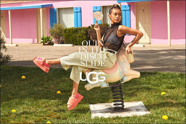 UGGから夏の新作コレクション登場。心地よいふわふわのファーで注目まちがいなし!