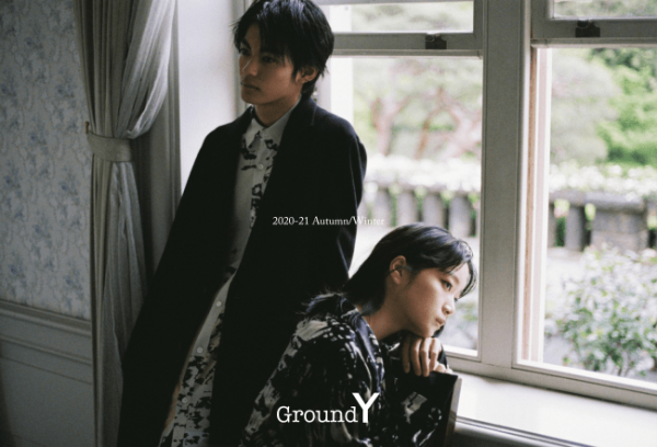 Ground Y 2020-21AW Collection main Photographed by Kazuhei Kimura