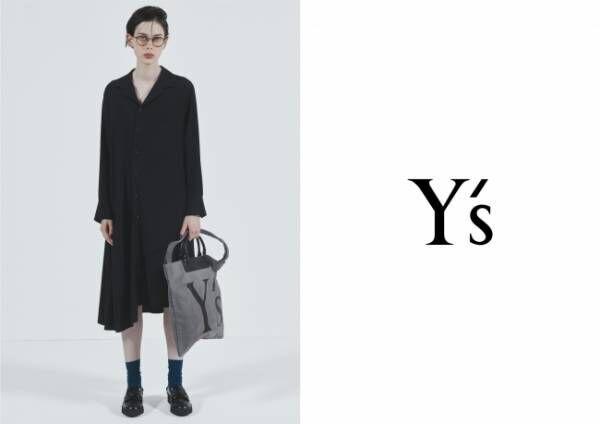 Y'sの初となるアイウェアコレクションを発売。ワイズらしい要素を取り入れたジェンダーレスなコレクション