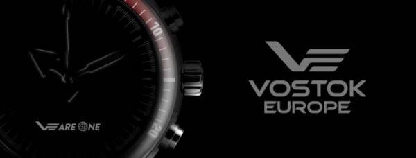 極限で使える実用的な腕時計を目指すVOSTOK EUROPEからワイルド感と男らしさが満載の赤のベゼルタイプが登場